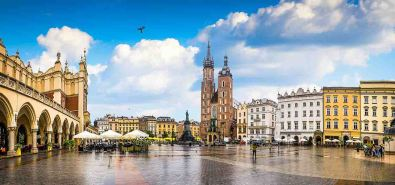 Tourist information at www.krakow.pl/english/