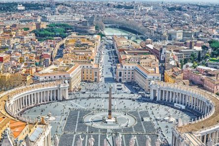 Tourist information at www.turismoroma.it/?lang=en