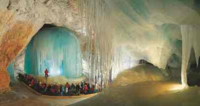 Giant Ice Cave- www.eisriesenwelt.at/en/